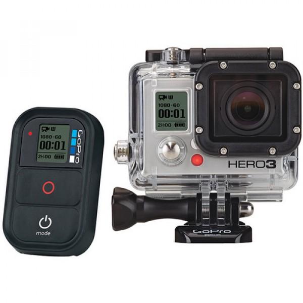 Відеокамера GoPro Hero3