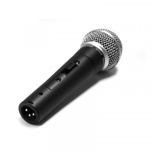 Вокальний мікрофон SHURE SM58 SE